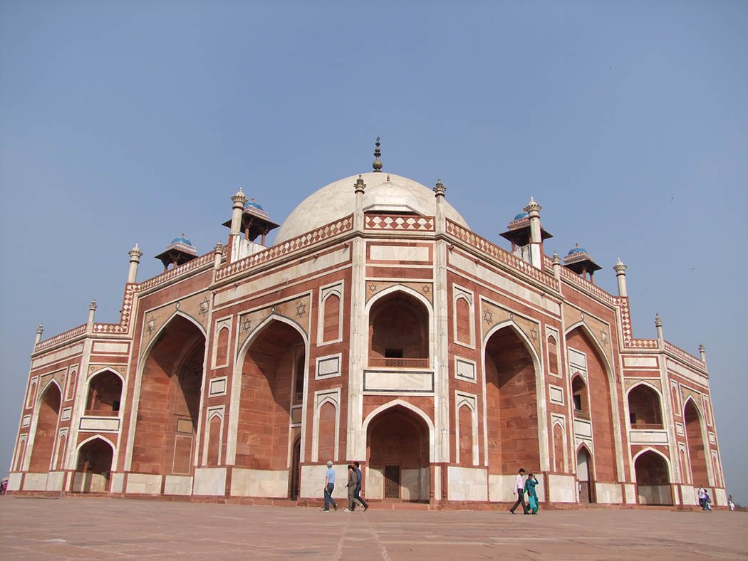 Hymayans Tombe in Delhi